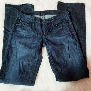 COTIZENS OF HUMANITY Stretch Bootcut Jeans 2 -J9